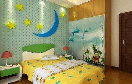 儿童房 多大才合适 布局儿童房 儿童房方位