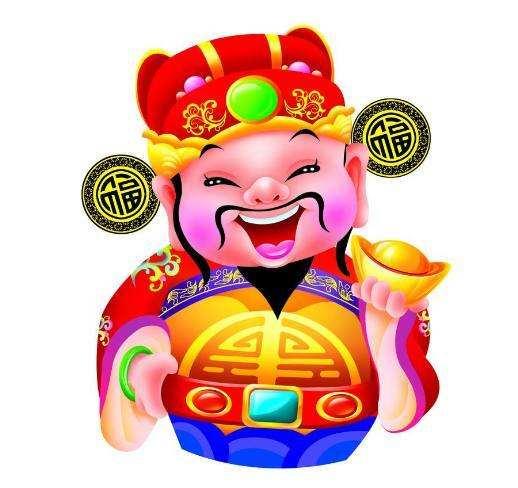 财神的字画可以挂在客厅吗?北京皇极易经研究中心