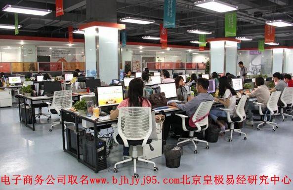 电子商务公司取名-北京皇极易经研究中心