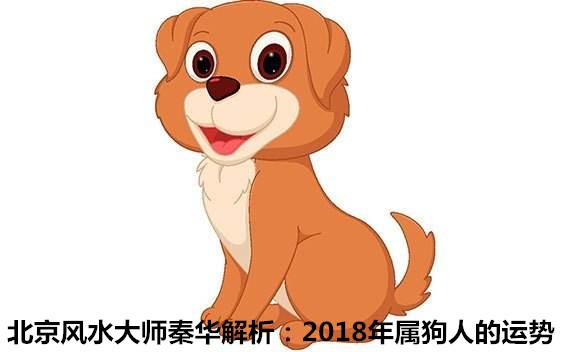 2018年属狗人的运势如何-北京皇极易经研究中心